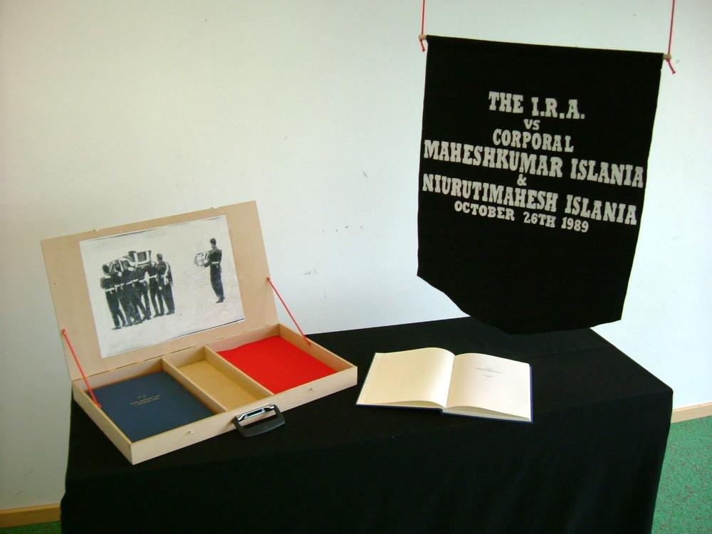 The I.R.A. vs Corporal Maheshkumar Islania & Niurutimahesh Islania