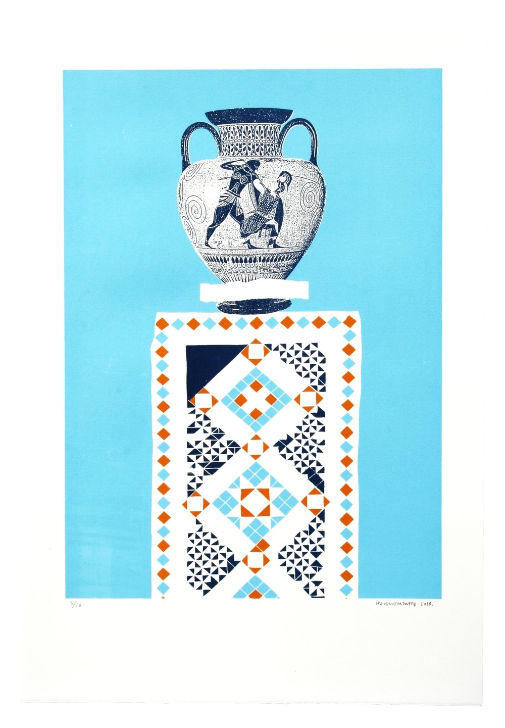 Untitled (Greek Vase) (2010)