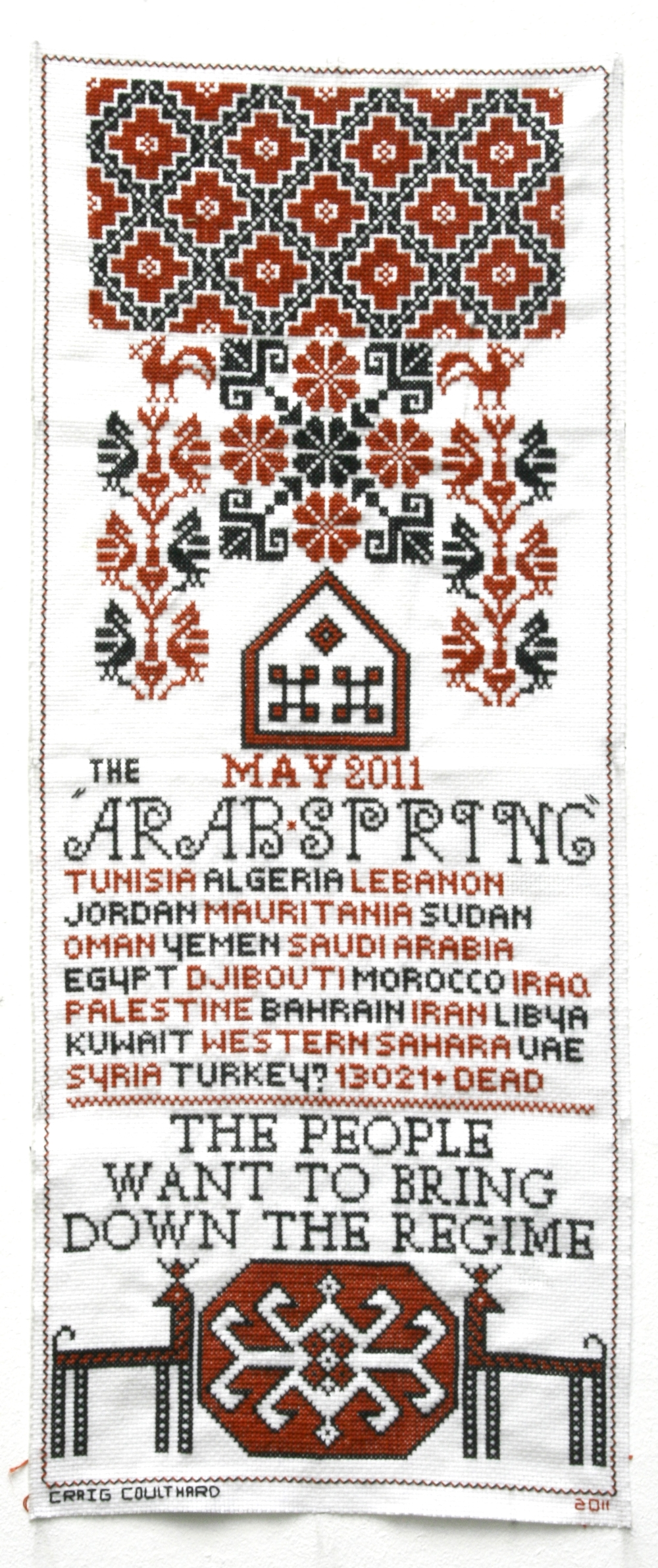 Arab Spring (2011)