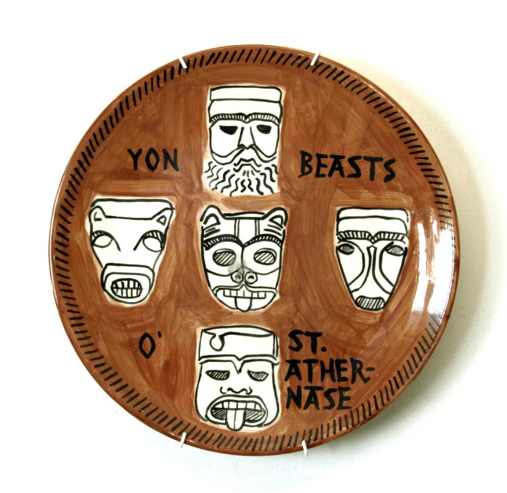 Yon Beasts of St. Athernase
