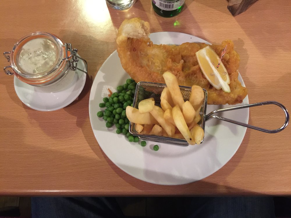 Best Fish & Chips in Oxford