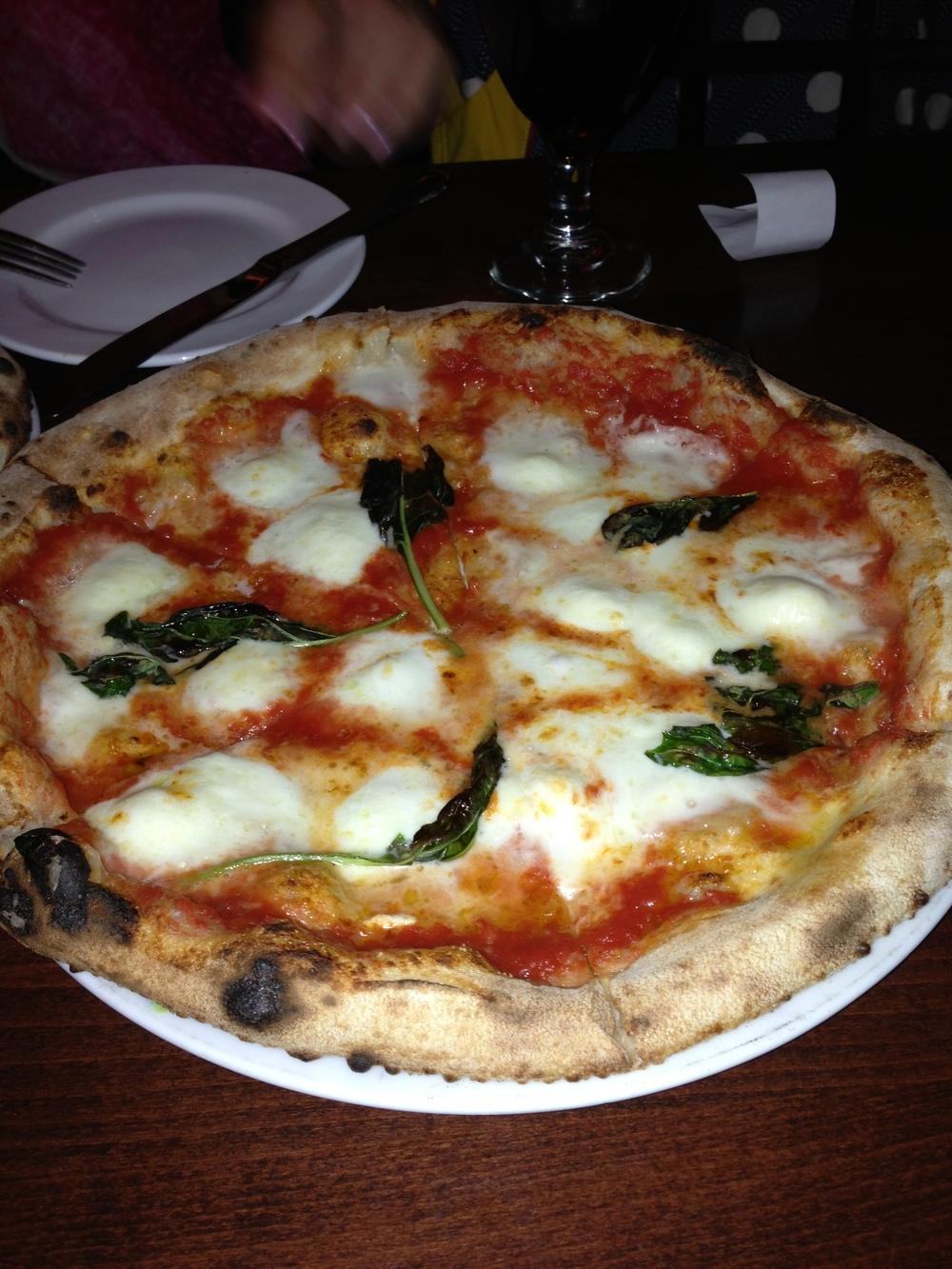 Pizzeria DiMeo - Margherita