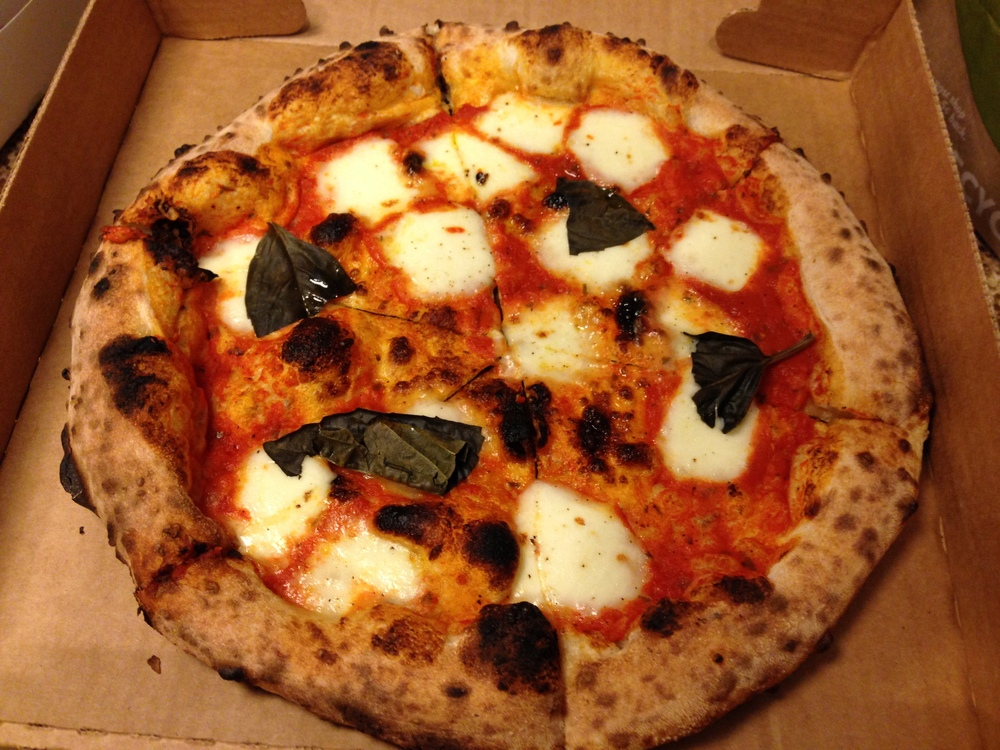 Pizzeria Vetri - Margherita