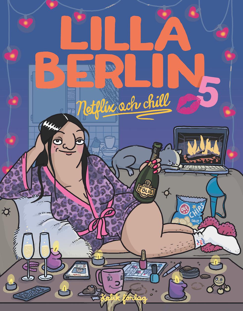 Lilla Berlin 5 - Netflix och chill (utkommer sep 2016)