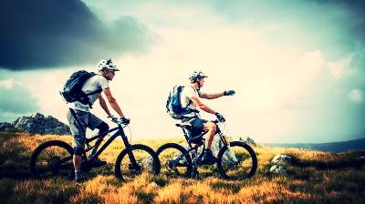 cycling in romania