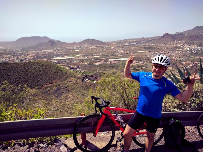 cycling camp tenerife martin adventures