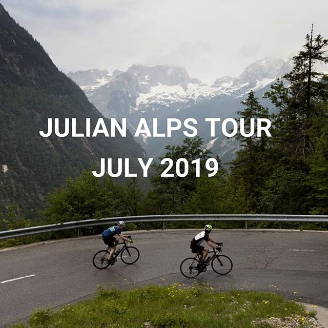 Check out our new Julian Alps Cycling tour starting with 29th June 2019. Some of the highlights include climbing the Mangart and Vrsic roads & exploring Bled and Bohinj lakes on back roads. 🚲 Small group experience ❤️Stellar support 🍻 Great food & craft beer  Link in bio for more info. . . . . #slovenia #croatia #romania #cycling #roadcycling #roadporn #martinadventures #balkans #adventure #roadbike #bikestagram #cyclinglife #stravacycling #instacycling #rideyourbike #ilovemybike #cyclists #lovecycling #instacycle #cyclinglove #instabicycle #cyclistlife