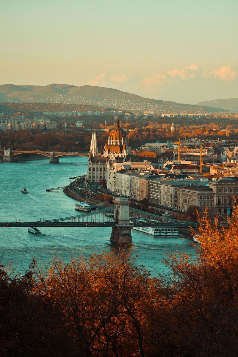 Budapest. Photo by Keszthelyi Timi on Unsplash