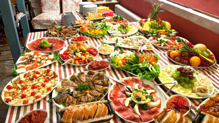 Balkan Food is rich and diverse