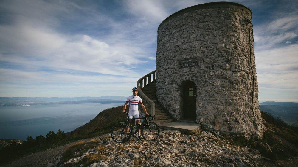 King of Ucka is a hill climbing race in Croatia.