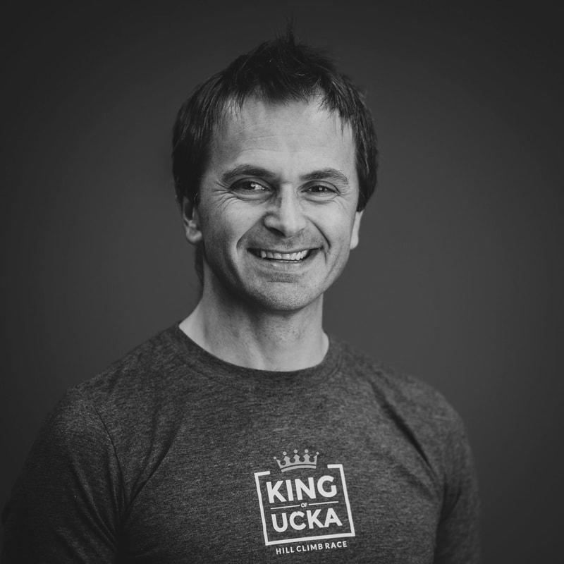Elvir Sulic, Race Director at KoU