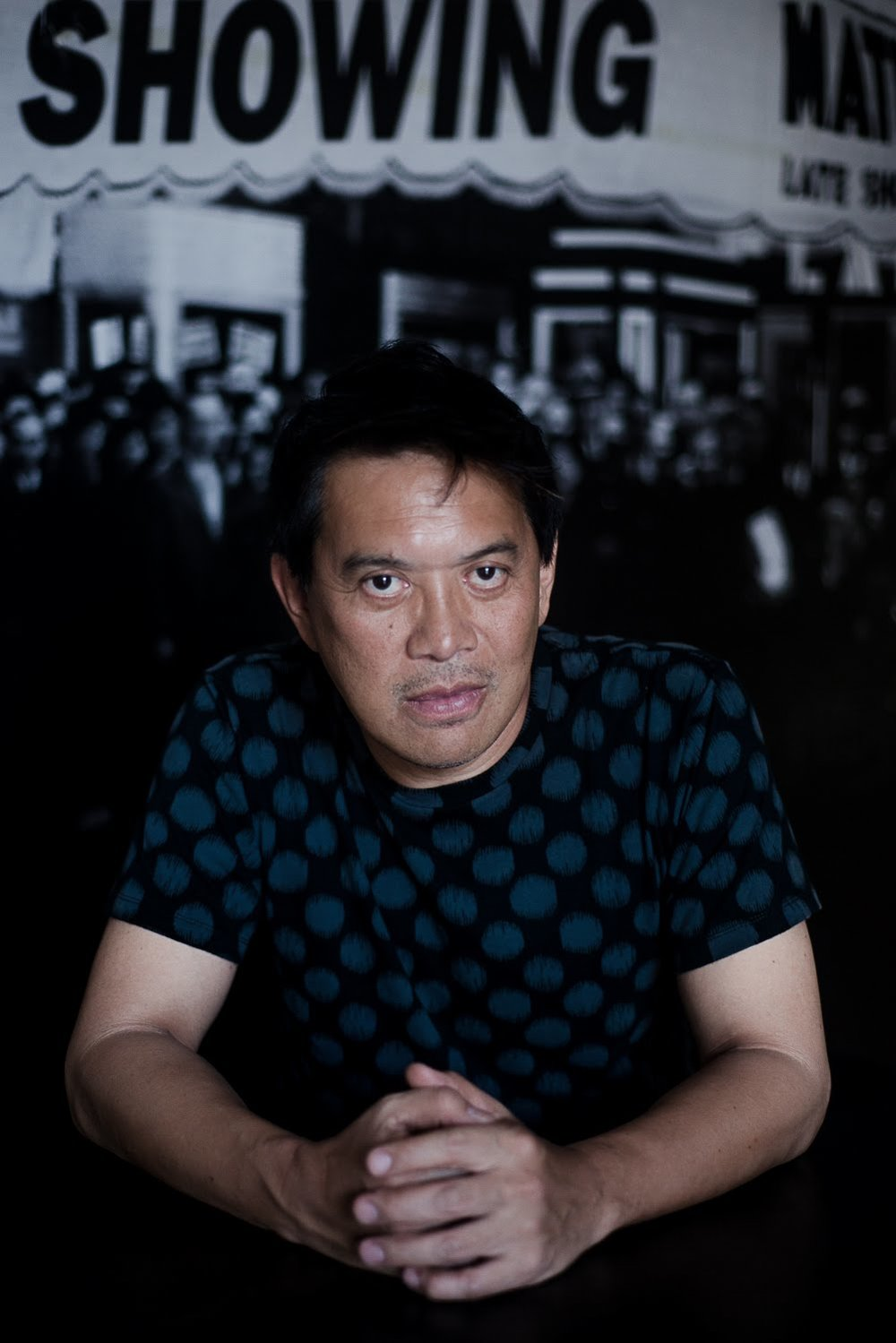 Brillante Mendoza, film director