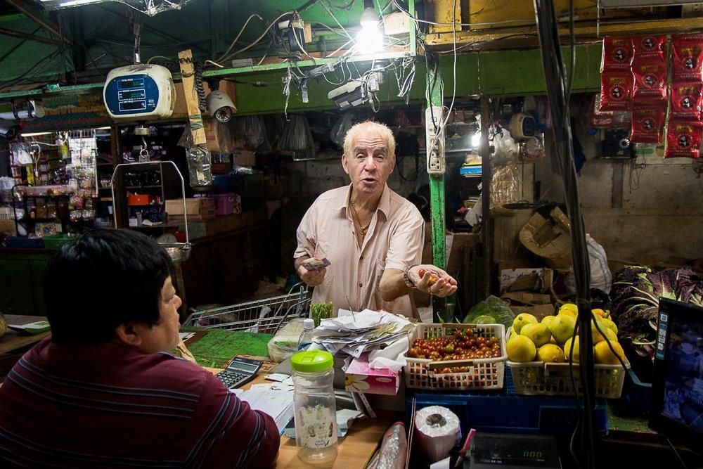Roberto Bellini, restauranteur