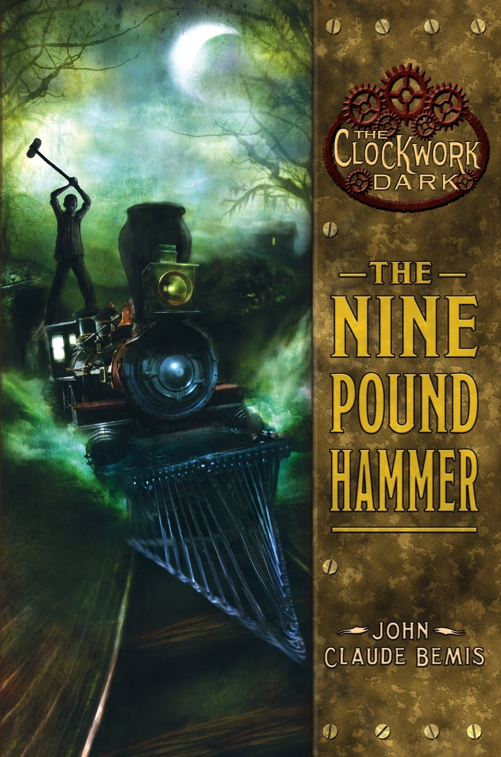 THE NINE POUND HAMMER