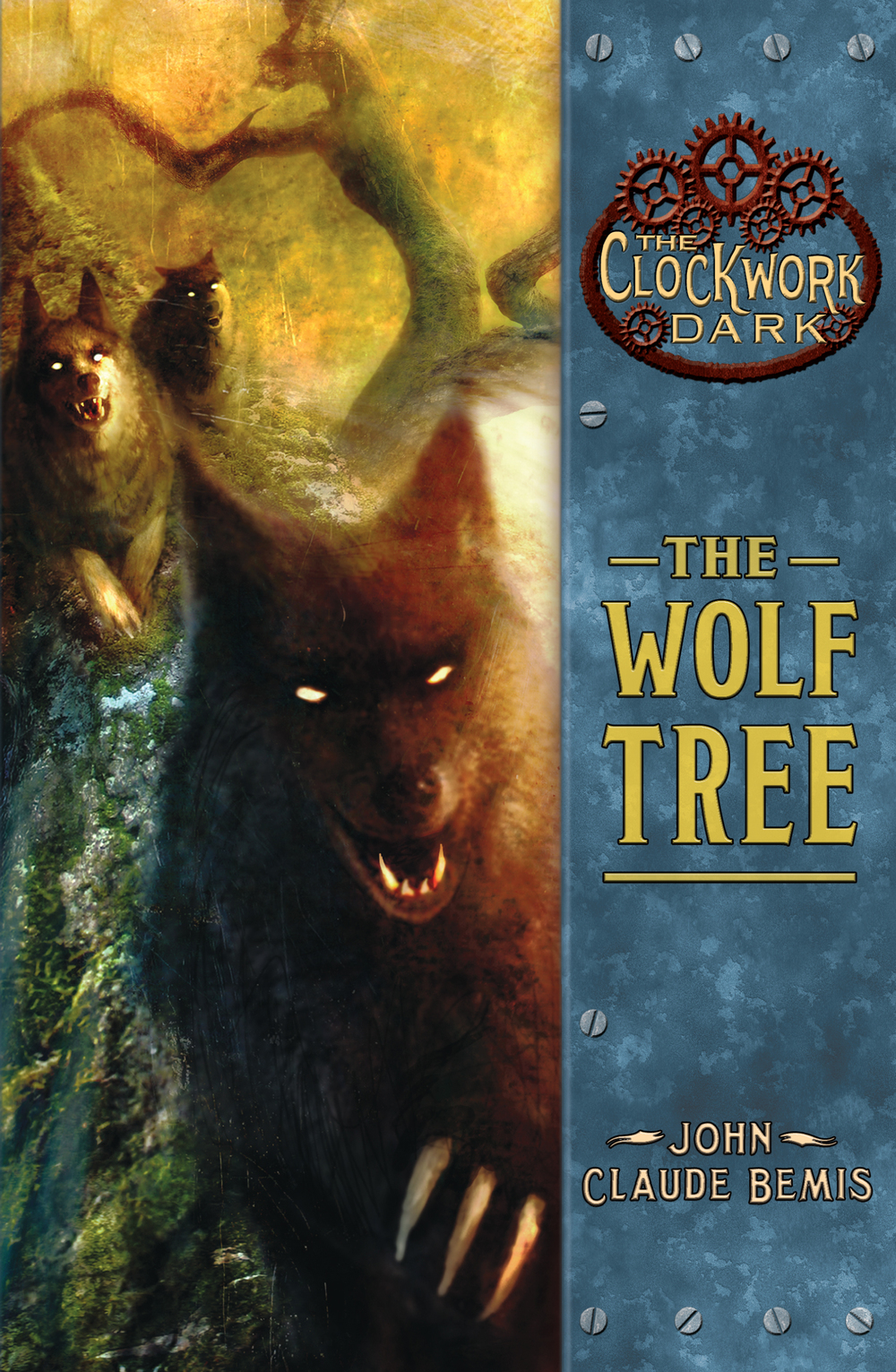 Book Two - The Wolf Tree