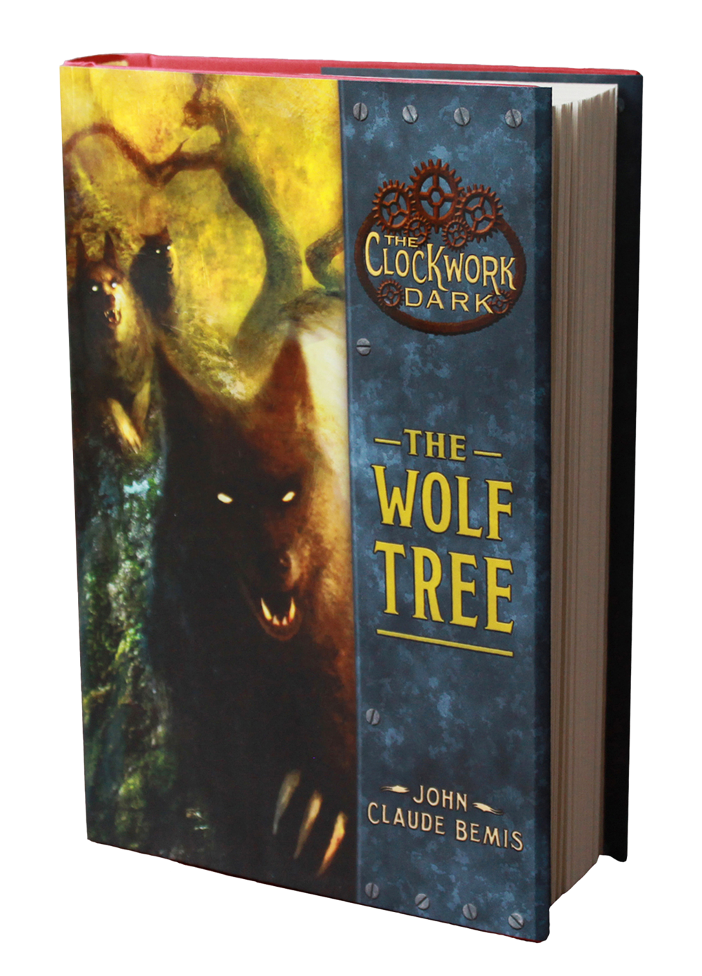The Wolf Tree book 2 in the Clockwork Dark trilogy