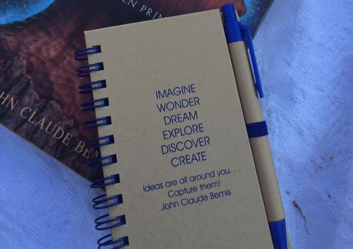 Imagine Notebook