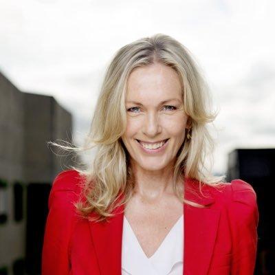 Anita Krohn Traaseth, CEO of Innovation Norway