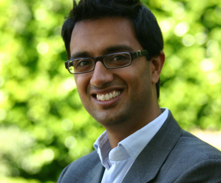 Hussein Kanji - Founding Partner of Hoxton Ventures