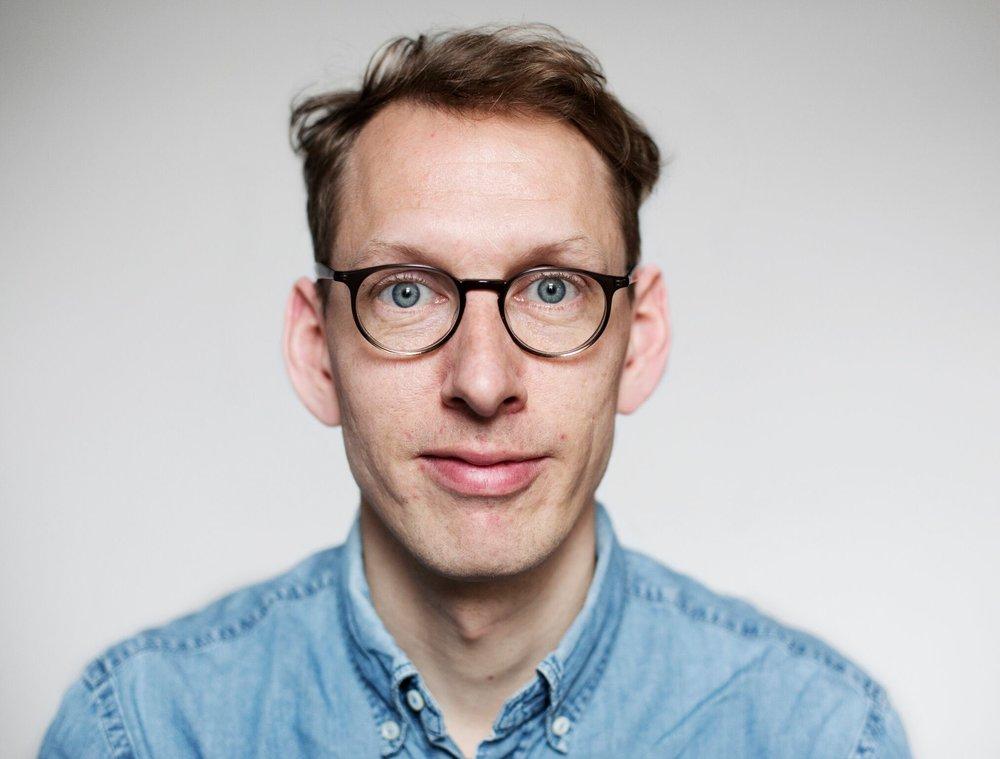 Hampus Jakobsson - Venture Partner at BlueYard Capital