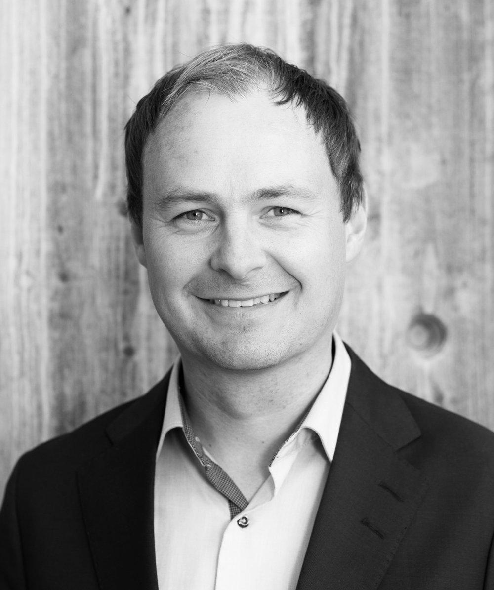 Magne Uppman - Founding Partner at SNÖ Ventures