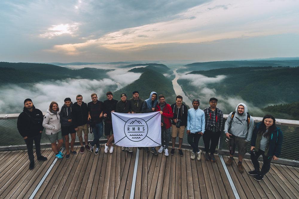 Instahike Saarland 2017 - In August 2017 we met up with 15 German Instagram Photographers to roam the smallest German Bundesland.