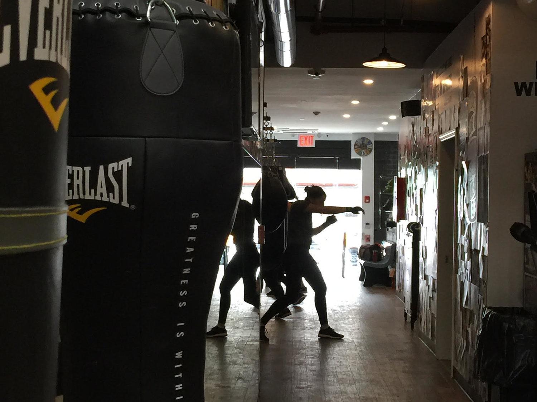 Women's World of Boxing