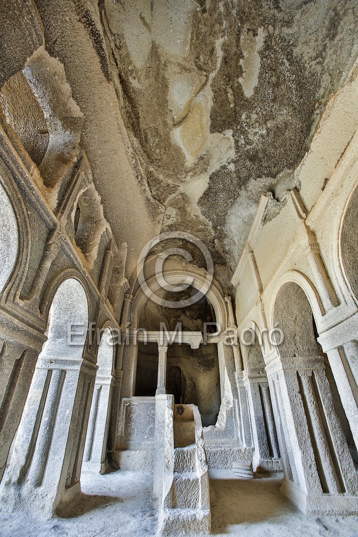 Durmus Kadir Church,  Goreme, Cappadocia, Turkey