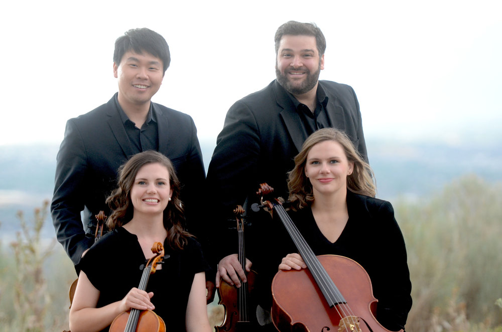 -    For Booking InformationFill out the form below or e-mail us atroscostringquartet@gmail.com
