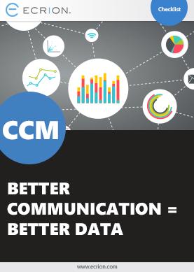 better communication better data