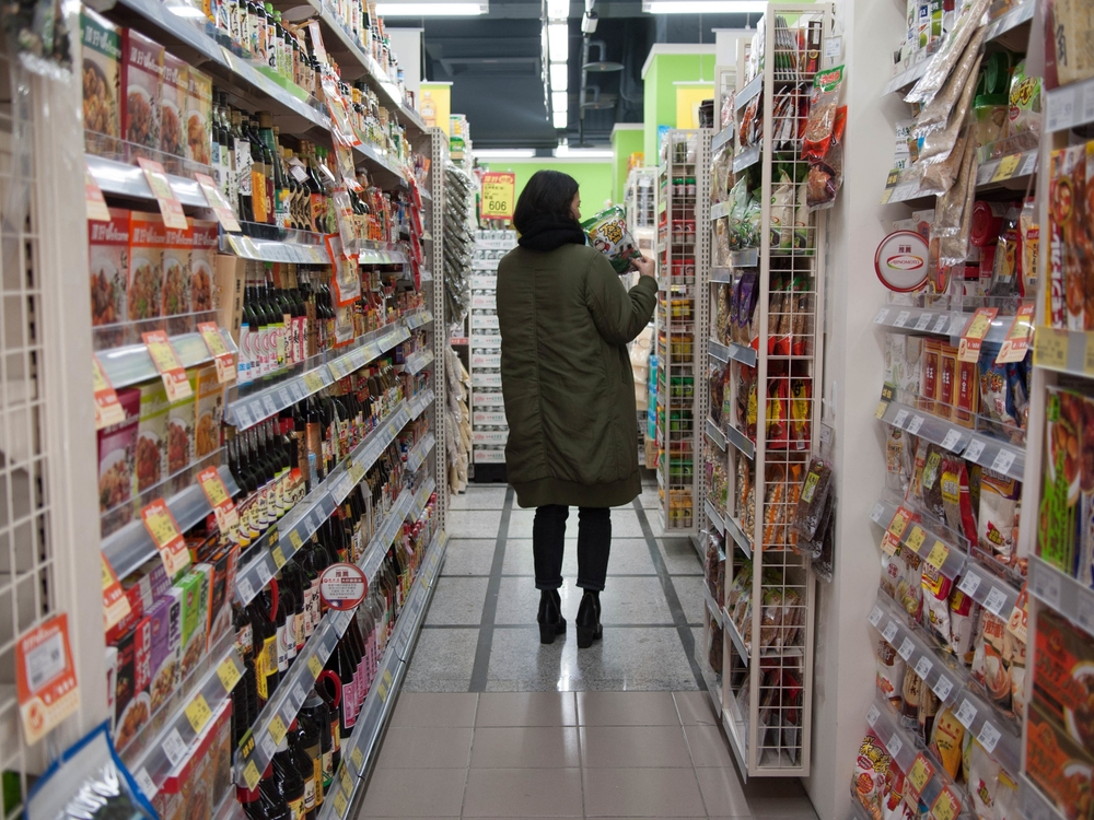 The chip and noodle aisles of Taiwanese convenience stores are the things dreams are made of