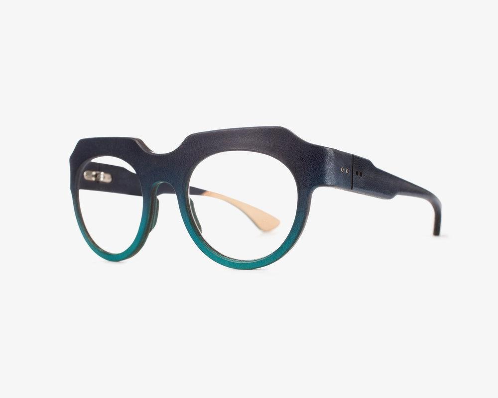 Centaure / gradient turquoise