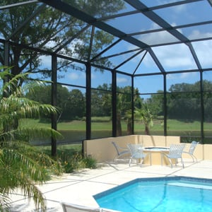 view more pictures of screen enclosures here : pool cage doors - pezcame.com