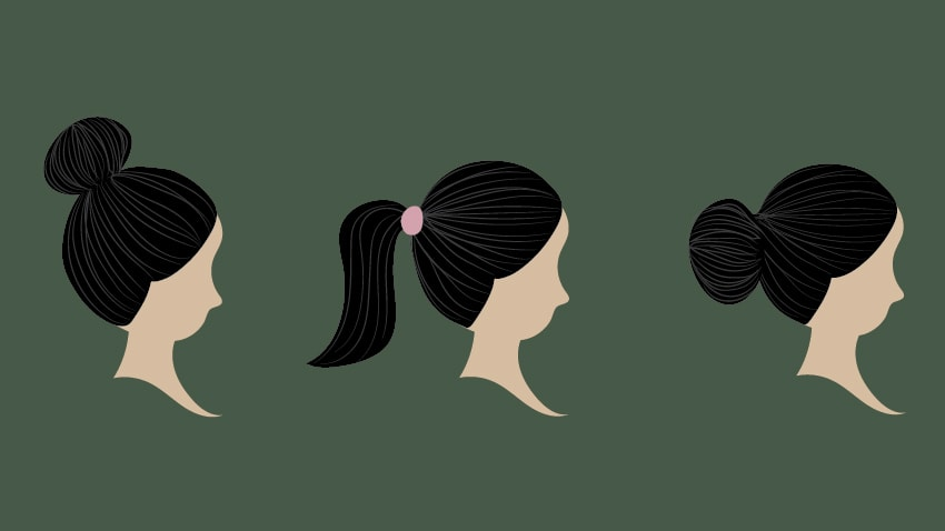 Why Your Tight Ponytail Causes a Painful Headache