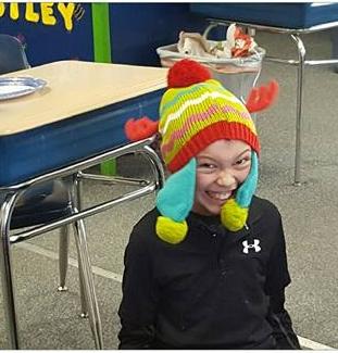 Spirit Week: Crazy Hat Day