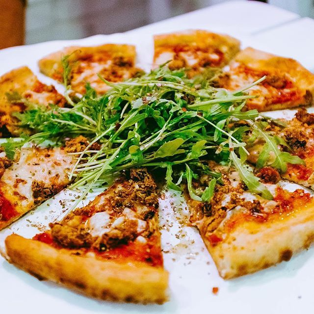 Thank you for the post - @outboundherbivore Did we just find the coolest place for vegan pizza? ABQ Bar in Hackney is a Breaking Bad themed bar with a motorhome and molecular cocktails. In the back is a full on pizza restaurant serving VEGAN pizza. 🍕🥛🚫 Full post on our site, link in bio! 😋 . . . . . #seattlevegan #plantbased #veganseattle #seattlefoodie #veganfood #vegansofig #veganburger #veganfoodshare #veganlondon #seattleaf #seattlefood #seattlecafe #seattle #vegansofinstagram #vegancafe #veganfoodie #londonvegan #glutenfreevegan #health #veganaf #veganlondon #veganbar #healthy #vegan #londonvegan #veganpizza #veganbar #vegetarian #healthy #abqbar