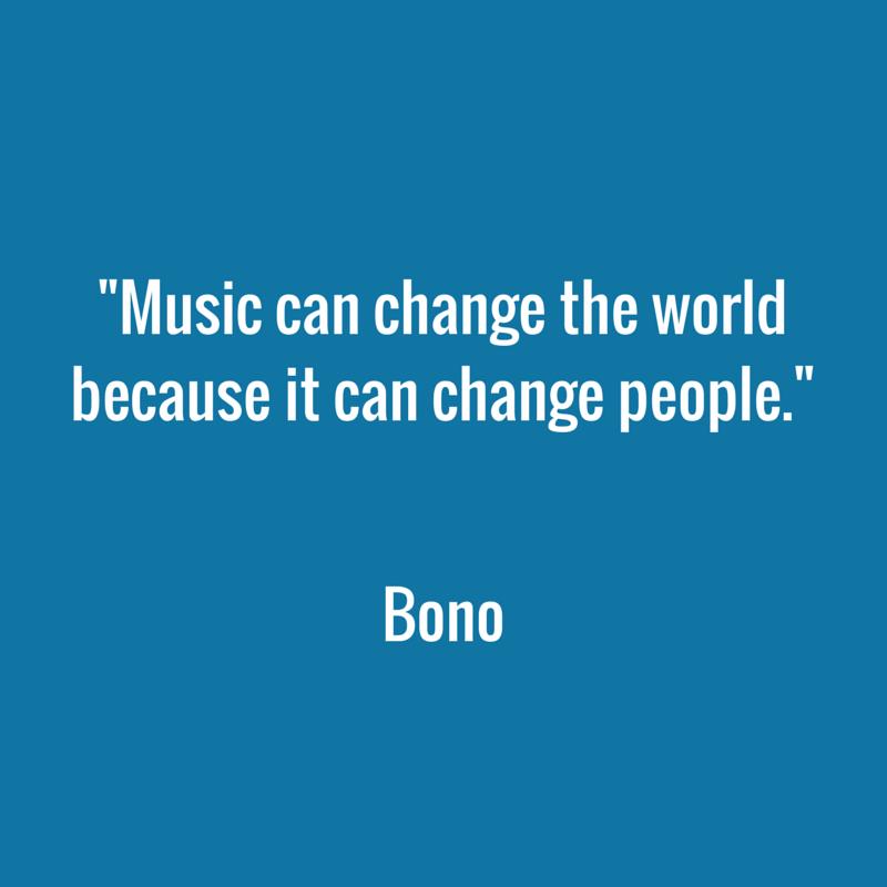 Bono quote