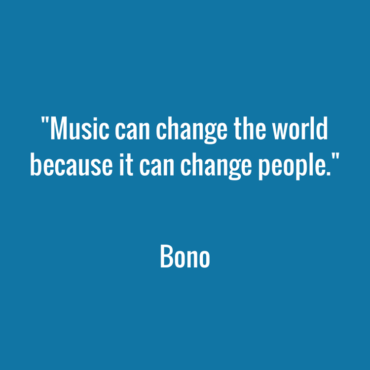 Music Quotes | 5 Inspiring Quotes About The Power Of Music Musical Notes Global