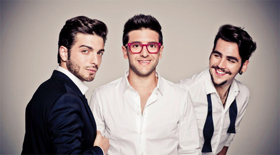 Ilvolovers fly high at first ever il volo fan faire musical notes ilvolovers fly high at first ever il volo fan faire musical notes global m4hsunfo