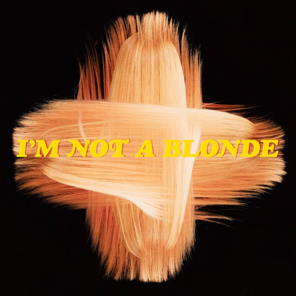 I'm Not a Blonde The Blonde Album.jpg