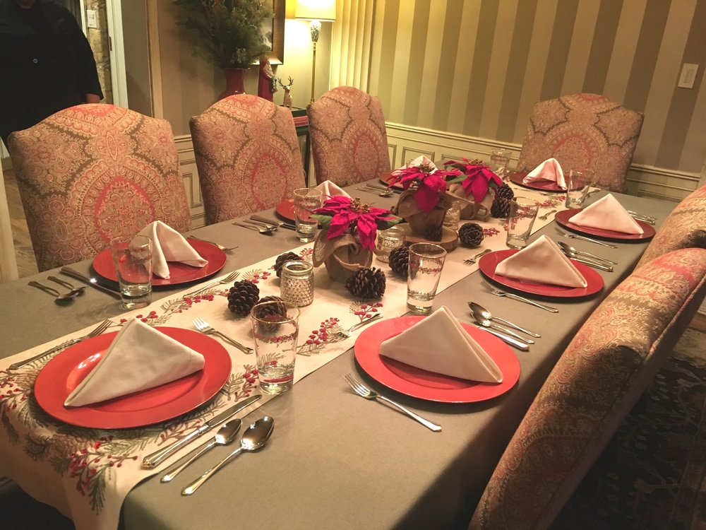 Catering table set.JPG