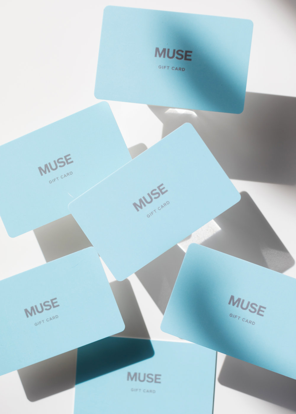 Muse Gift Card 50.-200.