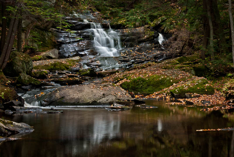 Potts Falls - Fall-Geocaching as your Photography Guide-Trent Woods