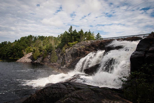 High Falls-Geocaching as your Photography Guide-Trent Woods