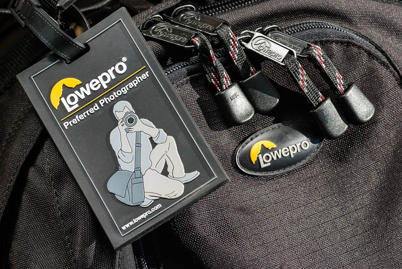Lowepro Preferred Photographer Tag