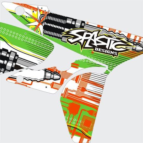 HONDA TRX450R  - SPARK