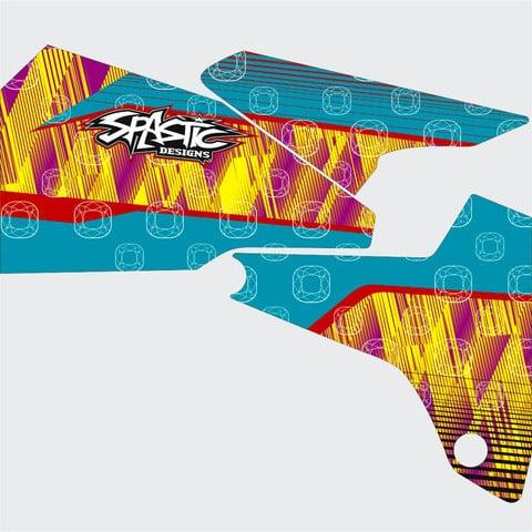 SUZUKI LTR450 - SATELLITE