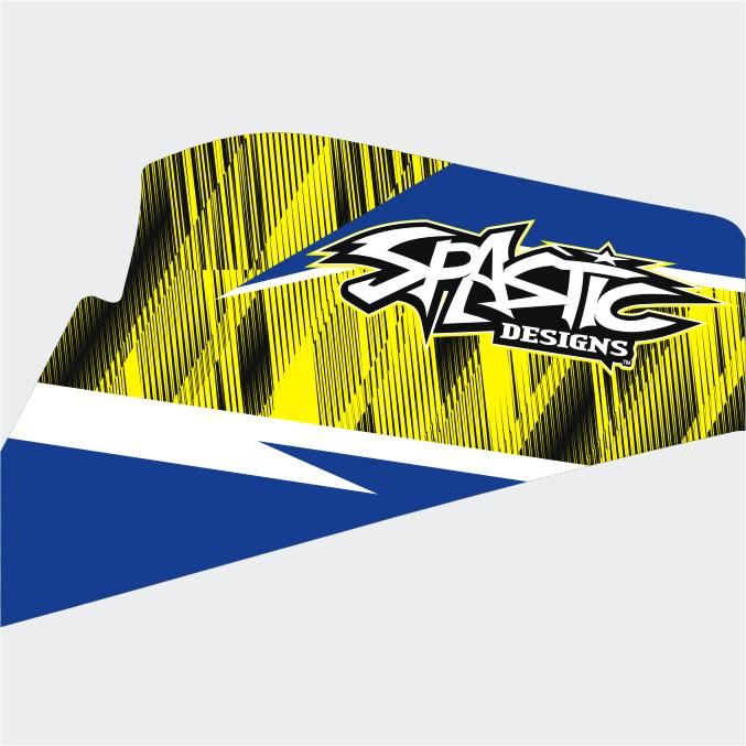 Yamaha Blaster  - Satellite
