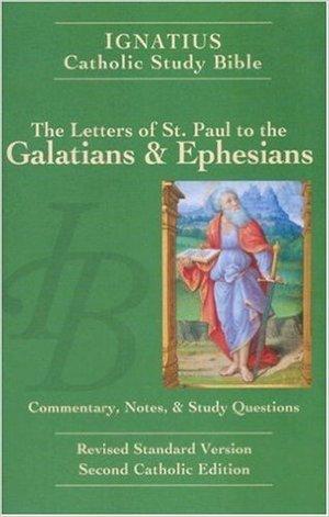 Ignatius Study Bible Dr Scott Hahn The Official Site