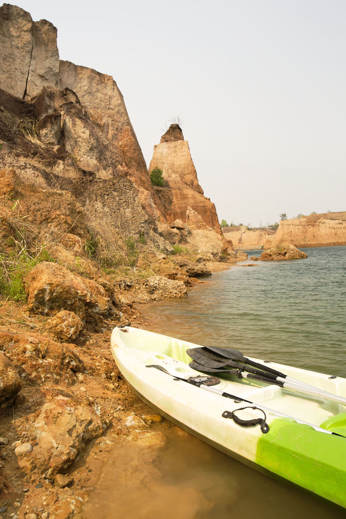 Because you obviously kayak through the Grand Canyon...when in the Grand Canyon.